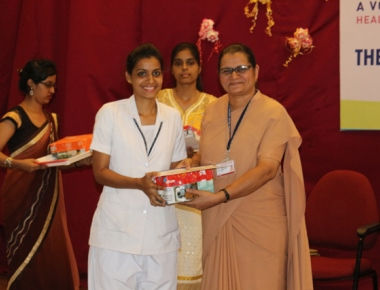 Father Muller's Charitable Institution observe International Nurses Day