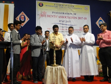 Students' Association inaugurated at FMHMC