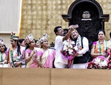 NCP's J.D. Sutar elected Navi Mumbai Mayor