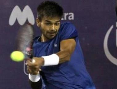 Nagal crashes out of Tata Open