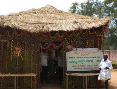 Joyous Nagapura tribes up the festive spirit