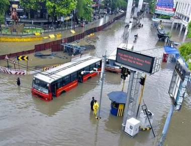 BJP faces Opposition fury after heavy downpour in Nagpur