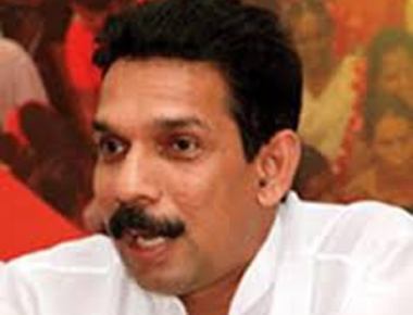 DK MP Nalin writes to Minister Sushma for help