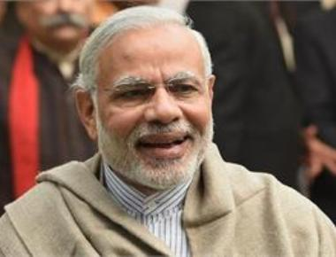 Modi speaks of non-discrimination and equality