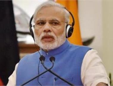 Modi wades into beef row with attack on Lalu Prasad