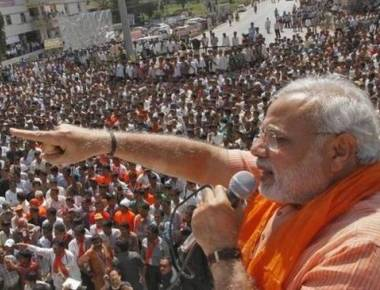 Hundreds of trees cut down for PM Modi's rally in Bihar