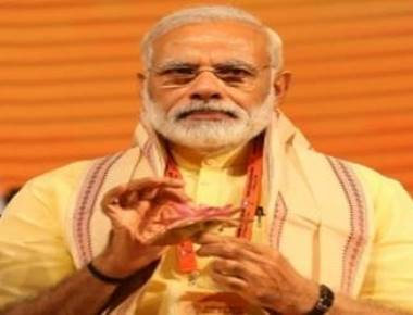 Modi stresses on 4Ps for cleaner world
