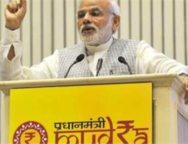 Banks disburse over Rs 1.15 lakh cr under PM Mudra Yojana