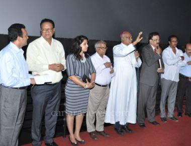 """Konkani film """"Nashibacho Khel"""" Exhibited in Mumbai"""