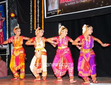 Debut Bharatha Natyam performance by Ms. Kirthishri Baskar Hosabettu