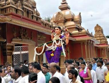Navaratri celebrations begin