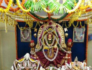 VIIth GSB Sarvajanik Navaratri Utsav at the Khar Danda