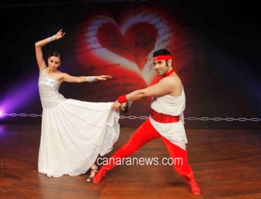 NCPA celebrates Ballroom dancing with Sandip Soparrkar and Alesia Raut