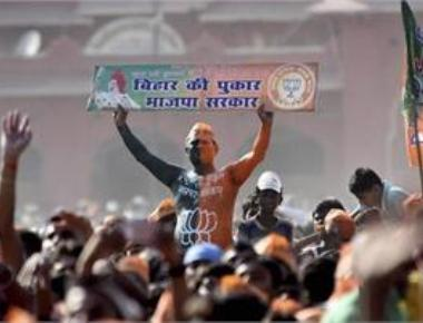 Exit poll predicts majority for BJP-led alliance in Bihar