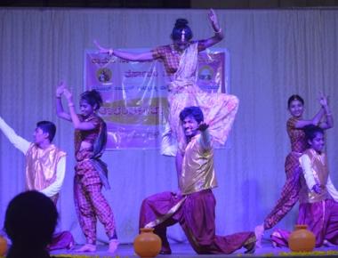 Neermarga Church holds inter-ward dance competition