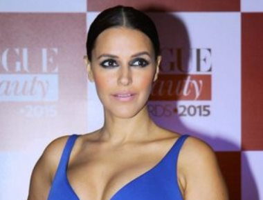 Neha Dhupia clarifies anti-government tweet