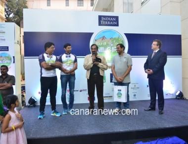 109 riders begin the Indian Terrain Tour of Nilgiris from Bengaluru