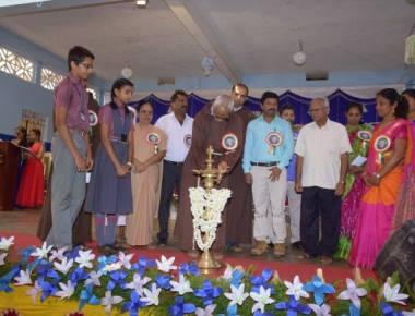 Silver Jubilee celebration of Nirmala English Medium School held