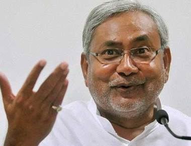 Halt your rhetoric, Nitish tells Modi