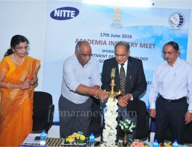 Nitte University hosts scientist-industry interaction meet