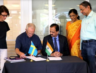Nitte enters into MOU with Gothenburg University, Sweden