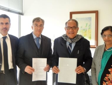 Aveiro University signs MOU with Nitte college