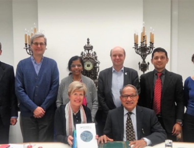 Ghent University signs MoA with Nitte University