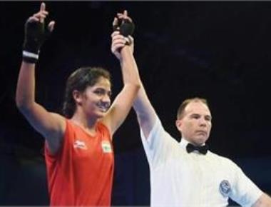 Nitu clinches second successive gold at world youth boxing championships