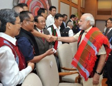 Govt signs peace accord with NSCN(IM), PM says 'historic'