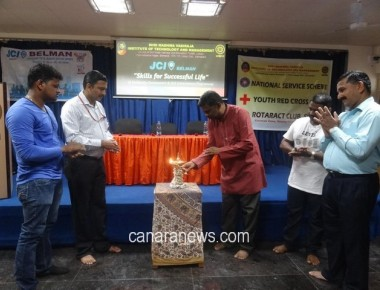 "NSS unit of SMVITM organise ""Skills for Successful Life"" programme"
