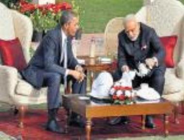 Modi, Obama save civil nuclear deal