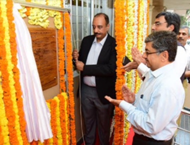 Office of Additional Director of Income Tax inaugurated