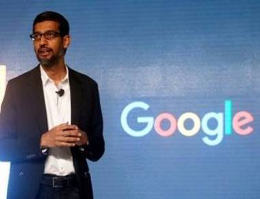 Google CEO Pichai doubles his pay package