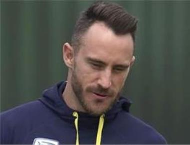 If pacers take upper hand in series, so be it: Faf du Plessis