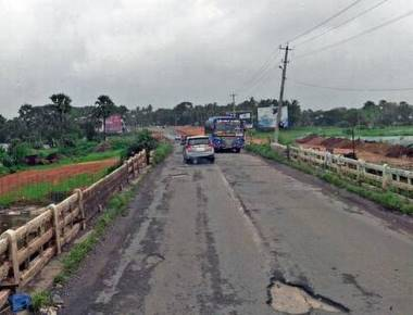 Expert view sought on time needed to complete pending NH 66 work
