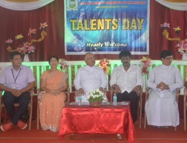 Talents Day held at Padua College of Management