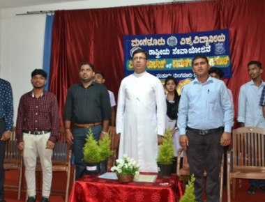 Padua College of Commerce and Management celebrates NSS Day