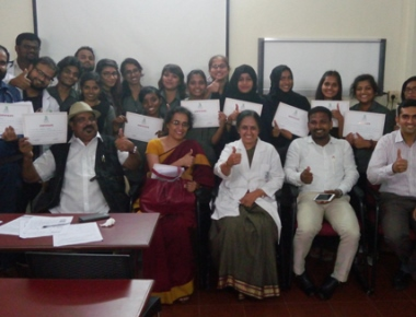 PAGE holds memory screening test workshop at Yenepoya Medical College