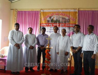 Pakshikere: Cleanliness campaign and health camp at the pilgrim center of St. Jude
