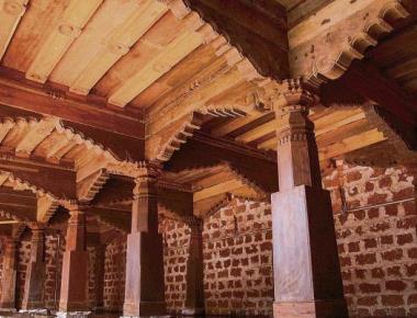 Udupi's 500-year-old mud palace gleams anew