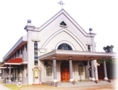 Paldane church to be named St Theresa church