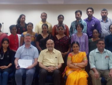Palliative care course for medical professionals held