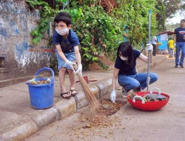 Swachhata Abhiyan: Pandeshwar, service bus stand areas cleaned