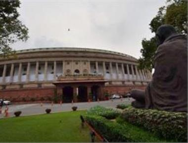 Washout in Parliament on first working day of Monsoon session