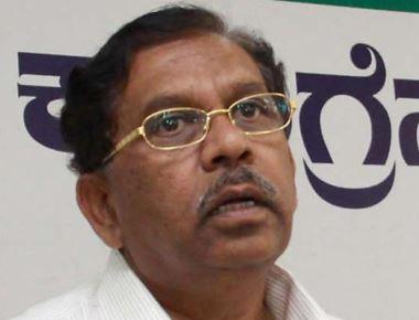 BJP 'staged' violence for political gain: Parameshwara