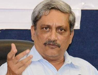 Parrikar admits 'security lapses' lead to terror attack