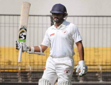 Parthiv Patel Guides Gujarat To Maiden Ranji Trophy Title
