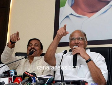 Ready to write to Guv on not supporting BJP: Pawar