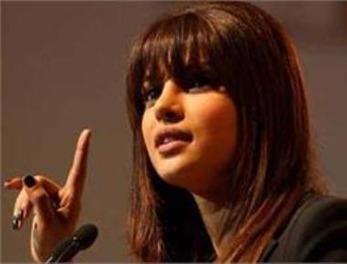 If I was home, I'd definitely be voting: Priyanka Chopra