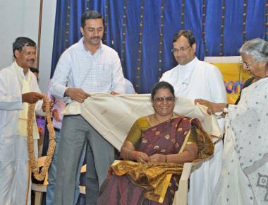 Press Club felicitates woman achiever